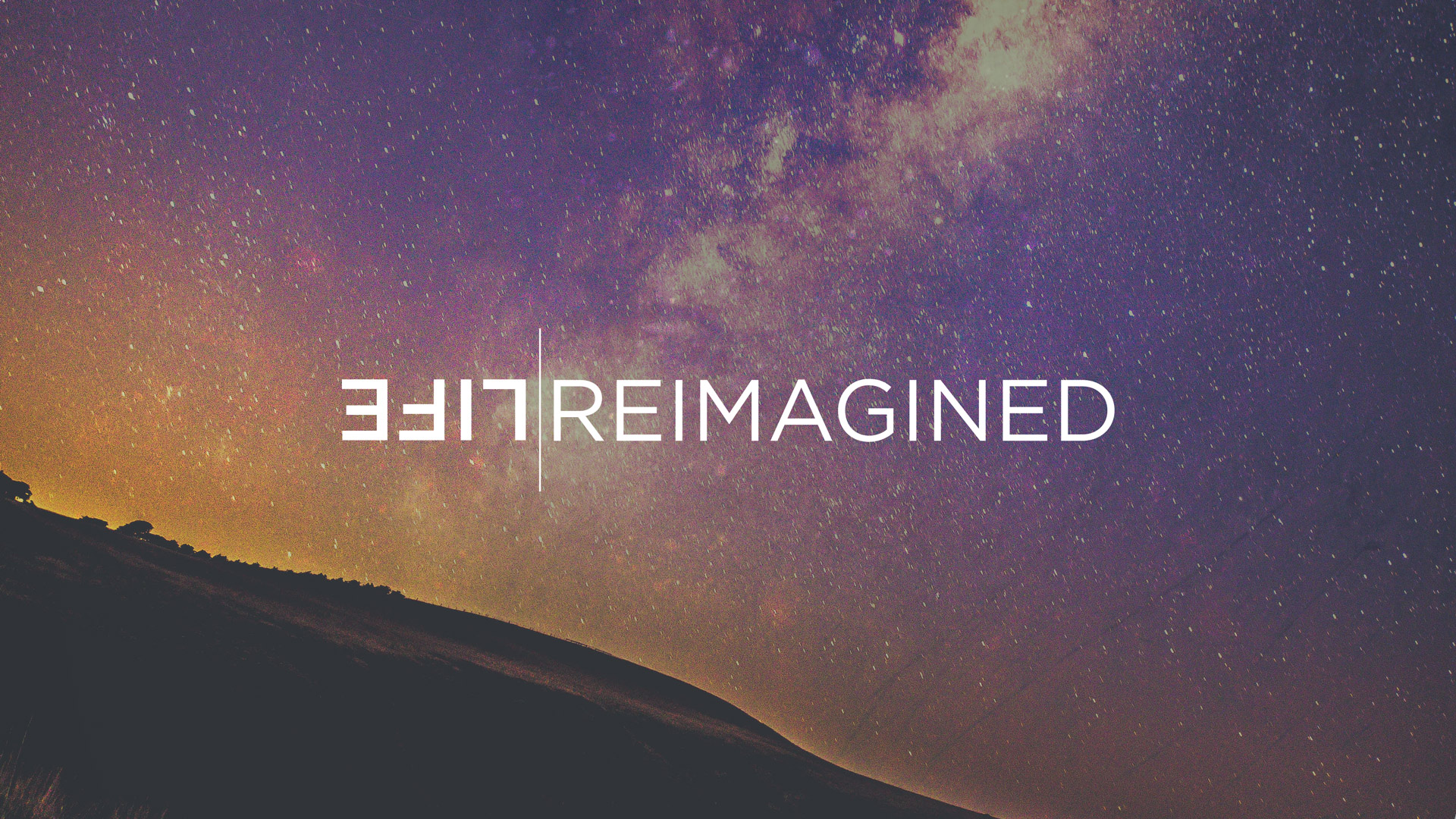 Life Reimagined Series Graphic - Podcast - Listen to Recent Sermons - Greenville Community Church