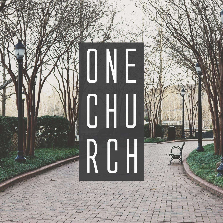 One Church - Sermon Series - This Week - Greenville Community Church